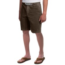 Gramicci Rockin Sport Shorts - Cotton, Flat Front (For Men) in Hawk - Closeouts