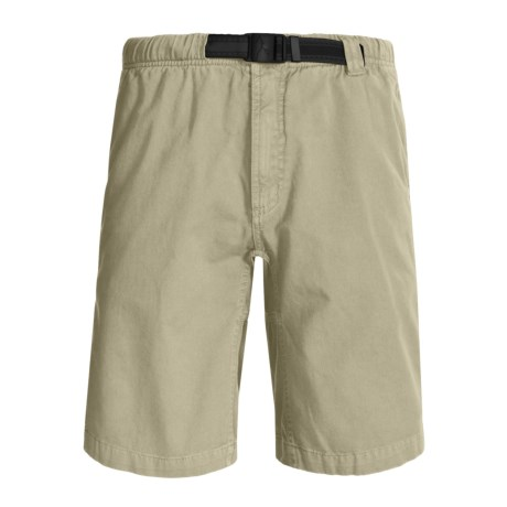 Gramicci Rockin Sport Shorts - Cotton, Flat Front (For Men) in Sandstone