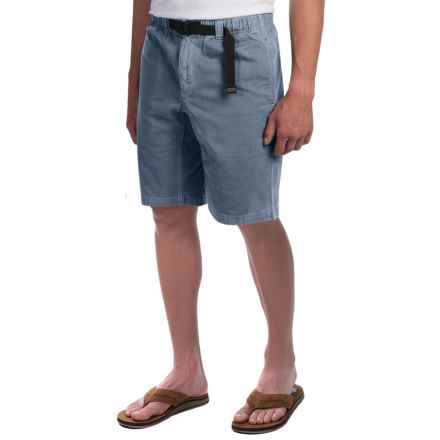 Gramicci Rockin' Sport Shorts - Cotton, Flat Front (For Men) in Vintage Indigo - Closeouts