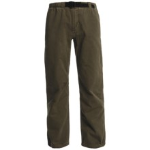Gramicci Rockin Sportsman Pants - UPF 50 (For Men) in Hawk - Closeouts
