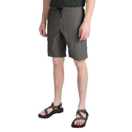 Gramicci Rockit Dry 2 Original G Shorts - UPF 30 (For Men) in Asphalt Grey - Closeouts