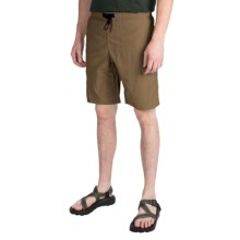 Gramicci Rockit Dry 2 Original G Shorts - UPF 30 (For Men) in Barracks Green - Closeouts