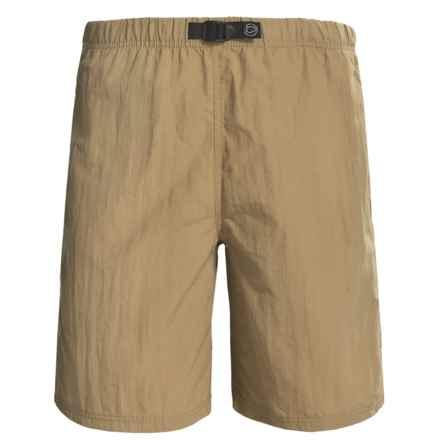Gramicci Rockit Dry 2 Original G Shorts - UPF 30 (For Men) in Beach Khaki - Closeouts