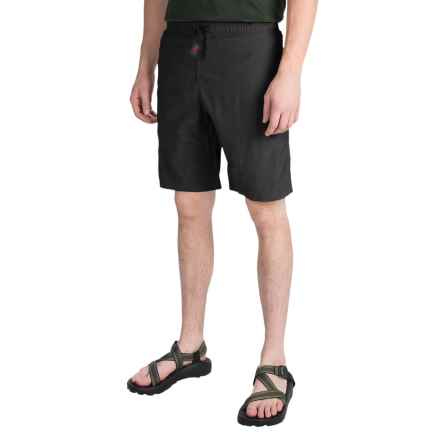 Gramicci Rockit Dry 2 Original G Shorts - UPF 30 (For Men) in Black - Closeouts