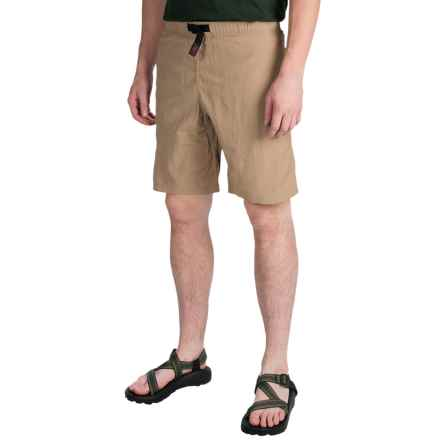 Gramicci Rockit Dry 2 Original G Shorts - UPF 30 (For Men) in Classic Khaki - Closeouts