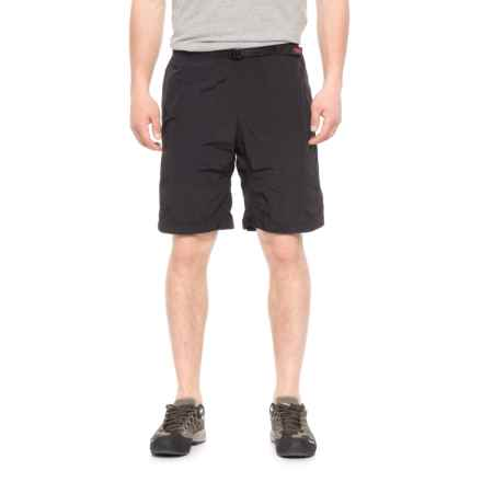 Gramicci Rockit Dry 2 Original G Shorts - UPF 30 (For Men) in Ebony - Closeouts