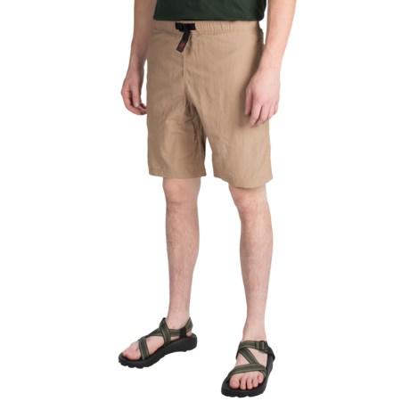 Gramicci Rockit Dry 2 Original G Shorts - UPF 30 (For Men) in French Khaki