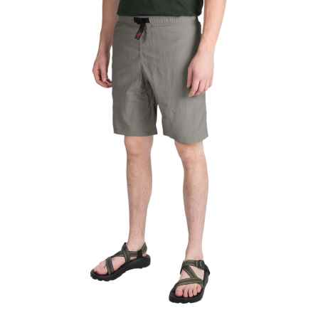 Gramicci Rockit Dry 2 Original G Shorts - UPF 30 (For Men) in J Grey - Closeouts