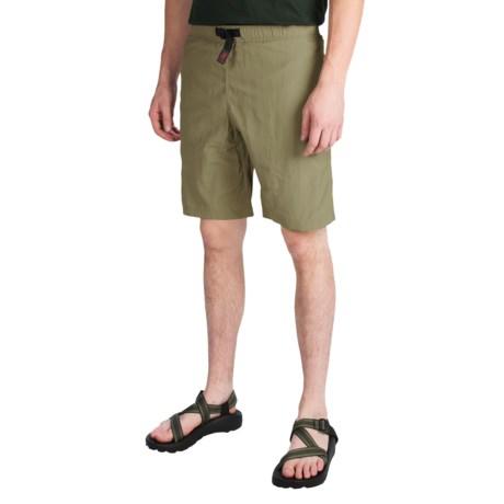 Gramicci Rockit Dry 2 Original G Shorts - UPF 30 (For Men) in Jungle Green