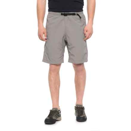 Gramicci Rockit Dry 2 Original G Shorts - UPF 30 (For Men) in Light Grey - Closeouts