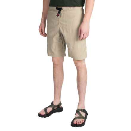 Gramicci Rockit Dry 2 Original G Shorts - UPF 30 (For Men) in Old Stone - Closeouts