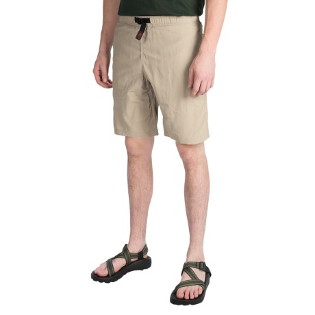 Gramicci Rockit Dry 2 Original G Shorts - UPF 30 (For Men) in Old Stone