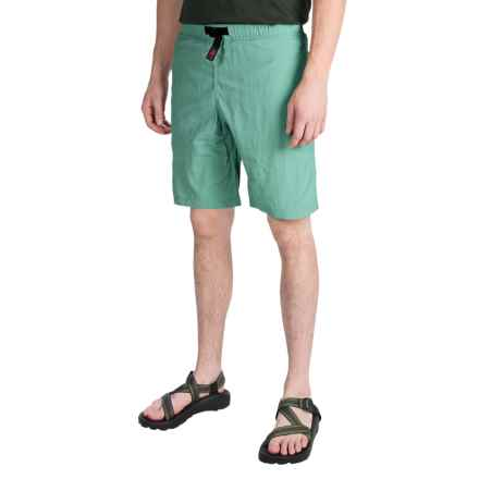 Gramicci Rockit Dry 2 Original G Shorts - UPF 30 (For Men) in Spring Moss - Closeouts