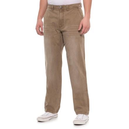 840ff64598 Gramicci Sandblast Caramel Tan Tough Guy Daily Pants - Organic Cotton (For  Men) in