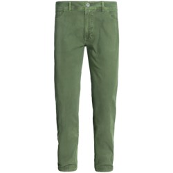 Gramicci Schell Creek Twill Pants (For Men) in Willow Green
