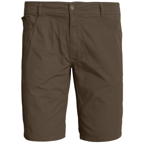 Gramicci Schell Creek Twill Shorts - UPF 30 (For Men) in Ocean Blue