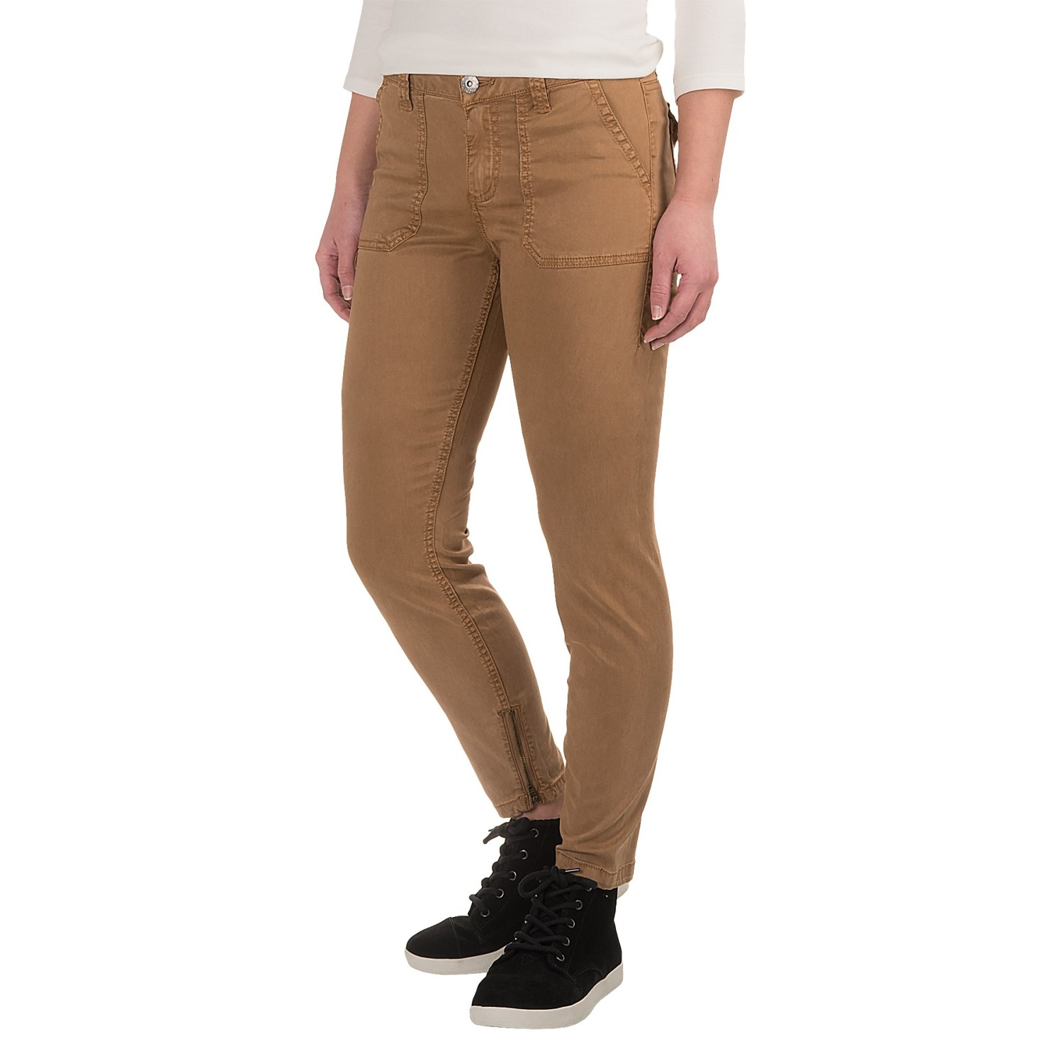 Creative Product Description Page  Women39s Skinny Chino Pants  Merona