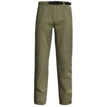 Gramicci Seeker Pants (For Men) in Hot Rocks - Closeouts