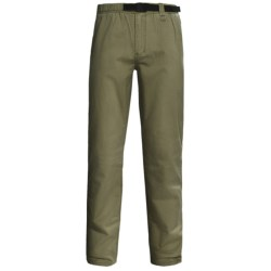 Gramicci Seeker Pants (For Men) in Hot Rocks