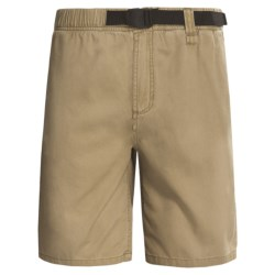 Gramicci Seeker Shorts (For Men) in Hot Rocks