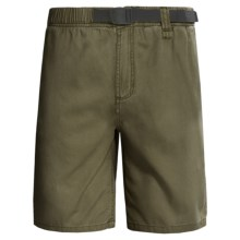 Gramicci Seeker Shorts (For Men) in Hot Rocks - Closeouts