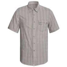 Gramicci Sentinel Shirt - Short Sleeve (For Men) in Chipmunk - Closeouts