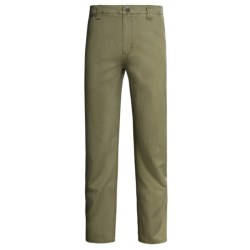 Gramicci Shiloh Pants (For Men) in Hot Rocks