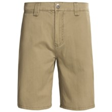 Gramicci Shiloh Shorts (For Men) in Beach Khaki - Closeouts