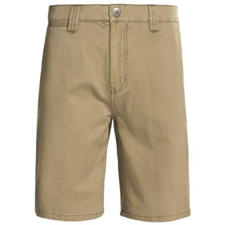 Gramicci Shiloh Shorts (For Men) in Black