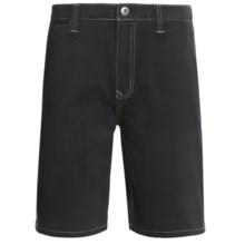 Gramicci Shiloh Shorts (For Men) in Black - Closeouts