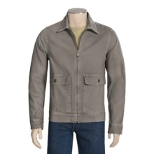 Gramicci Station Buckeye Canvas Jacket (For Men) in Shale - Closeouts
