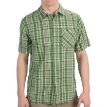 Gramicci Stinson '62 Shirt - Short Sleeve (For Men) in Willow Green - Closeouts