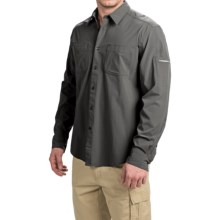 Gramicci Stone Mason 11 Shirt - Classic Fit, Long Sleeve (For Men) in Castle Rock - Closeouts