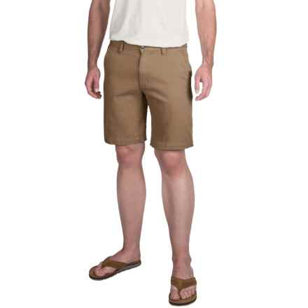 "Gramicci Street G Shorts - 9.5"" (For Men) in Dark Khaki - Closeouts"
