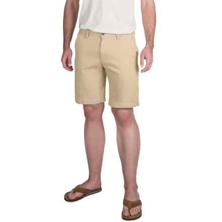 "Gramicci Street G Shorts - 9.5"" (For Men) in Sand - Closeouts"