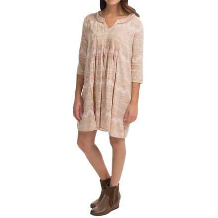 Gramicci Tilly Dress - 3/4 Sleeve (For Women) in Cairo - Closeouts