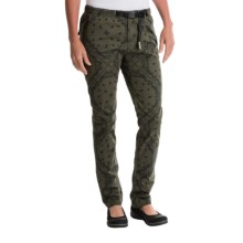 Gramicci Tokyo G Skinny Pants (For Women) in Bandana Paisley - Closeouts