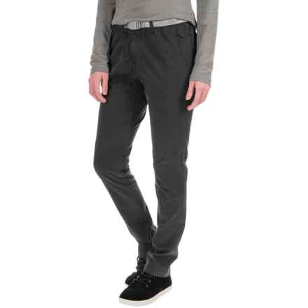 Gramicci Tokyo G Skinny Pants (For Women) in Black - Closeouts