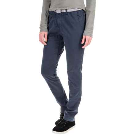 Gramicci Tokyo G Skinny Pants (For Women) in Blue Depths - Closeouts