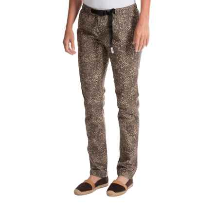 Gramicci Tokyo G Skinny Pants (For Women) in Cassiopeia - Closeouts