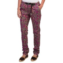 Gramicci Tokyo G Skinny Pants (For Women) in Julia Fleur - Closeouts