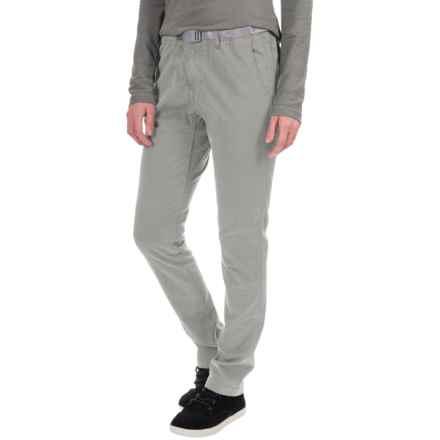 Gramicci Tokyo G Skinny Pants (For Women) in Seafoam Grey - Closeouts