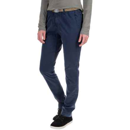 Gramicci Tokyo G Skinny Pants (For Women) in True Indigo - Closeouts