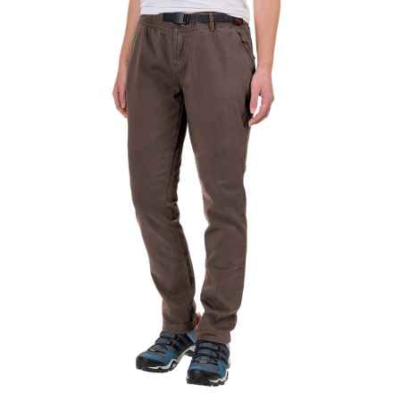 Gramicci Tokyo Skinny 2.0 Pants (For Women) in Havana Coffee - Closeouts