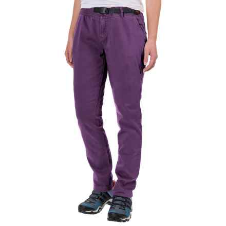 Gramicci Tokyo Skinny 2.0 Pants (For Women) in Purple Rein - Closeouts