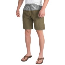 Gramicci Torro Rocket Dry Shorts - UPF 30 (For Men) in Barracks Green - Closeouts