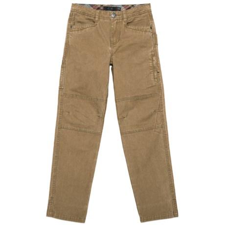 Gramicci Tough Boy Pants (For Little and Big Boys) in Caramel Tan