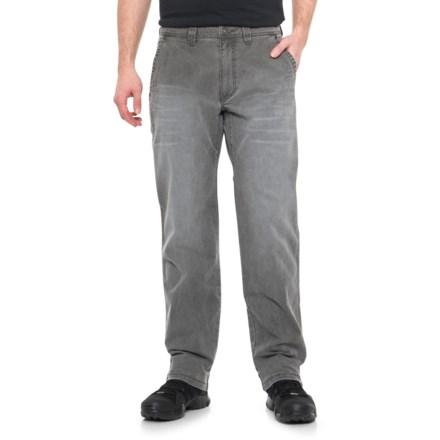 1ab1239e Gramicci Tough Guy Daily Pants - Organic Cotton, Sandblast Asphalt Grey  (For Men)