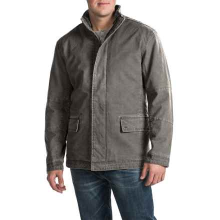 Gramicci Tough Guy Jacket - Organic Cotton (For Men) in Asphalt Grey - Closeouts