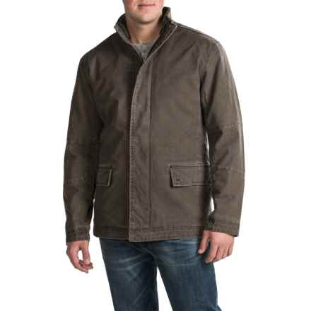 Gramicci Tough Guy Jacket - Organic Cotton (For Men) in Havana Coffee - Closeouts